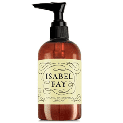 Isabel Fay Lube-best water based lubes