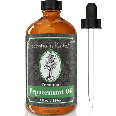 Essentially KateS Peppermint Essential Oil-Best Essential Oils for Pain