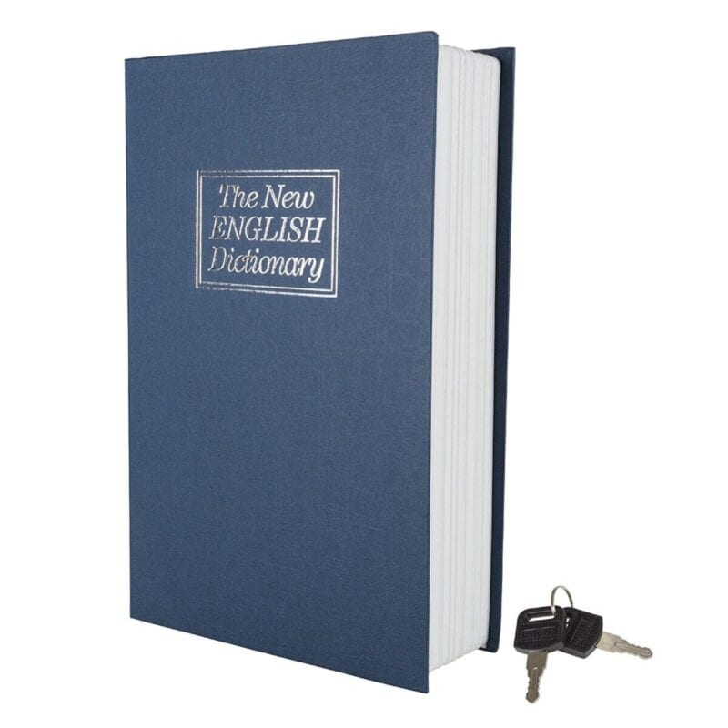 Trademark Home Dictionary Diversion Book Safe-best gifts for stoners