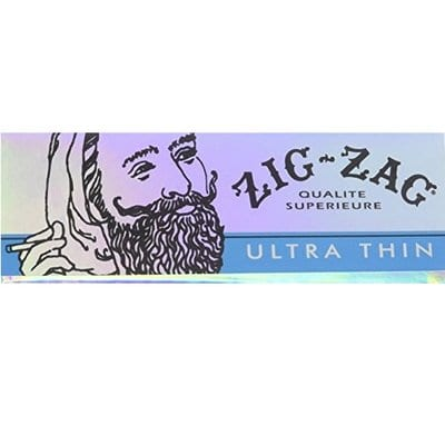 Zig-Zag Ultra-Thin Cigarette Rolling Papers, 1 14 Size-Best Rolling Papers