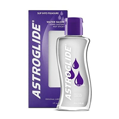 Astroglide Water-based Personal-5 Best Massage Oils For Couples