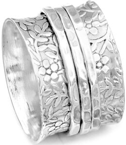 Unique Gifts for Valentines Day for Her - Wideband Ring