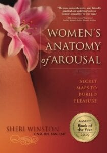 Best Sex Therapy Books - Women's Anatomy of Arousal
