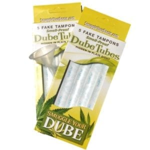 DT Smuggle Dube Tubes-best gifts for stoners