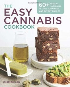 The Easy Cannabis Cookbook-best gifts for stoners