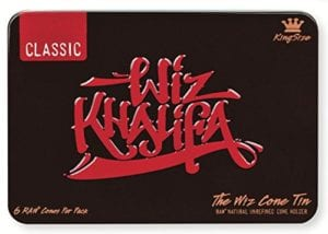 Wiz Khalifa RAW Classic-Rolling Papers