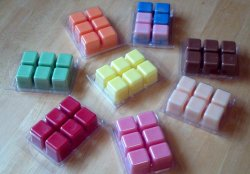 best wax melts - assortment
