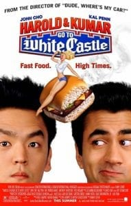 Harold and kumar go to white castle-best stoner movies
