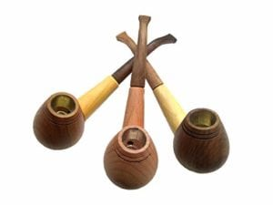 Land of Wood Handmade All Natural Wood-Best Hand Pipes