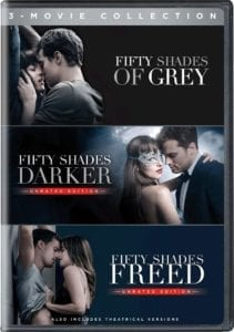 Best Erotic Movies- Fifty Shades