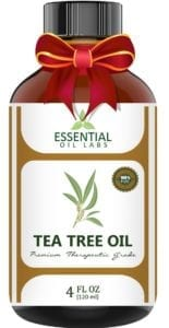 Best Essential Oils for Skin- Essential Oil Labs Tea Tree Oil