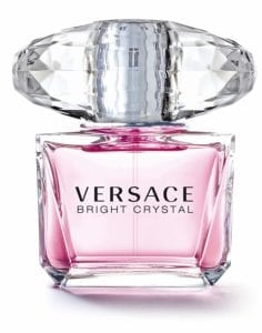 Best Perfumes for Women- Versace Bright Crystal by Gianna Versace
