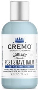 Best Aftershaves - Cremo Cooling Post Shave Balm