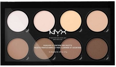 Best Contour Kits - NYX PROFESSIONAL MAKEUP Highlight & Contour Pro Palette