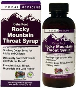 best cough syrups - Rocky Mountain