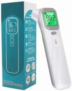 best infrared thermometers - Anthsania