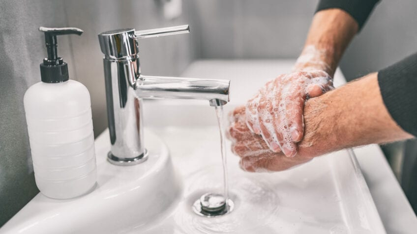 best antibacterial hand soaps - featured