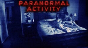 Scariest Horror Movies - Paranormal Activity