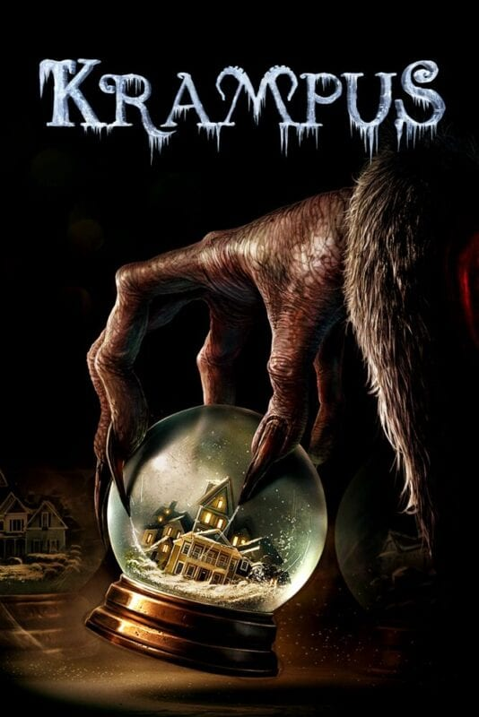 Best Christmas Horror Movies - Krampus