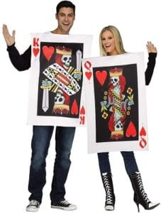 Best Couples Costumes - Fun World King & Queen of Hearts