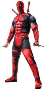 Best Mens Costumes - Deadpool - Rubie's Store