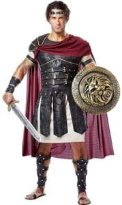 Best Mens Costumes - Roman Gladiator - California Costumes