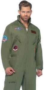 Best Mens Costumes - Top Gun Flight Suit - Leg Avenue Store