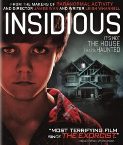 Scariest Horror Movies - insidious