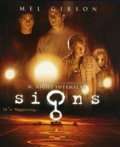 Scariest Horror Movies - signs