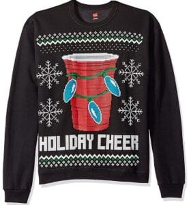Best Ugly Christmas Sweaters - Blizzard Bay Llama