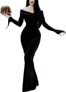 best female halloween costumes - GIKING - Addams Family