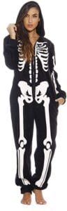 best female halloween costumes - Just Love - Skeleton Onesie