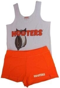best female halloween costumes - Ripple Junction - Hooters Girl