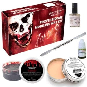 best halloween makeup - CokoHappy FX Makeup