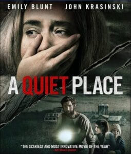 best halloween movies - A Quiet Place