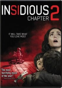 best halloween movies - Insidious Chapter 2