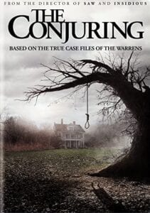 best halloween movies - The Conjuring