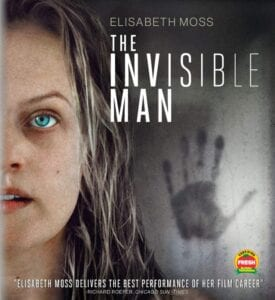 best halloween movies - The Invisible Man