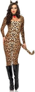 best sexy halloween costumes - cougar