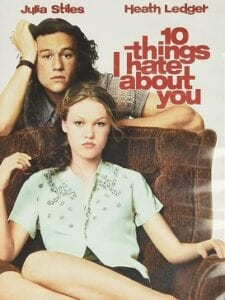 Best Rom Coms - 10 Things I Hate About You