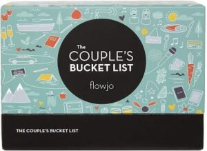 Best Valentine's Day Gifts for Girlfriend - 100 Date Night Idea Cards - The Couple's Bucket List
