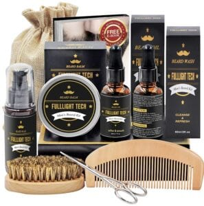 Best Holiday Gifts for Men - Beard Grooming Kit