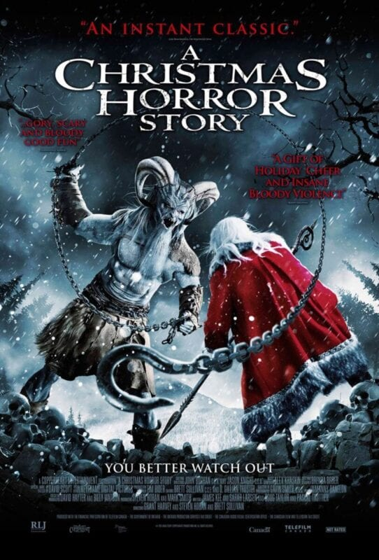 Best Christmas Horror Movies - A Christmas Horror Story