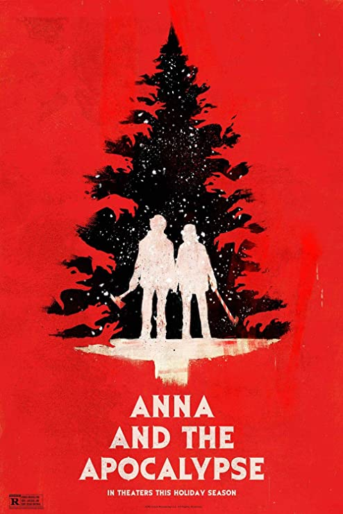 Best Christmas Horror Movies - Anna and the Apocalypse