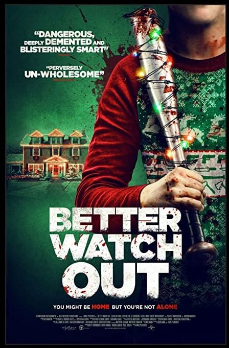 Best Christmas Horror Movies - Better Watch Out