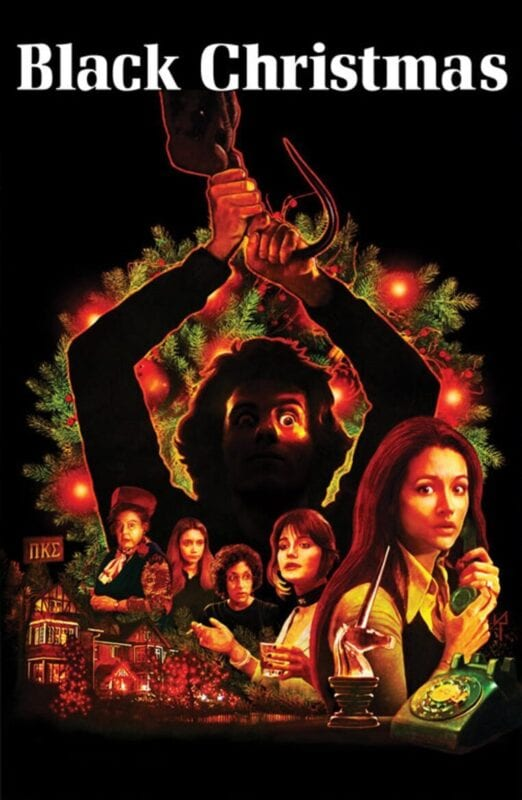 Best Christmas Horror Movies - Black Christmas