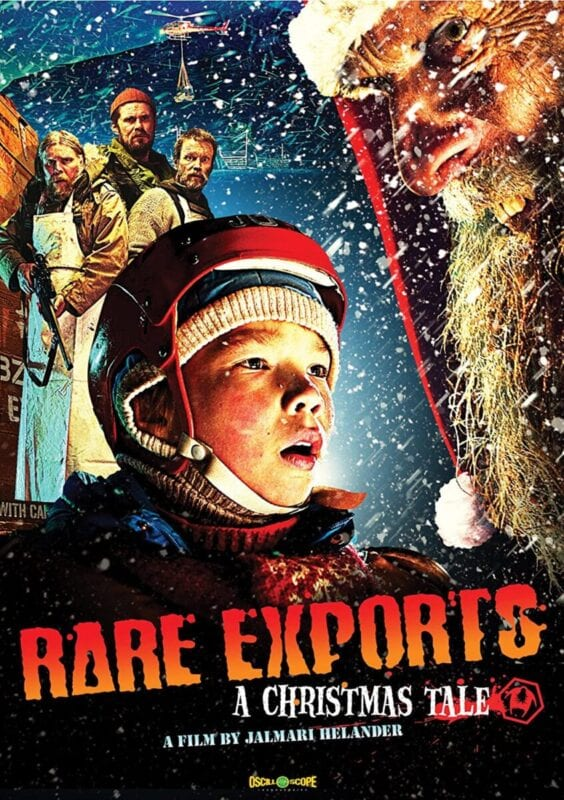 Best Christmas Horror Movies - Rare exports A Christmas tale
