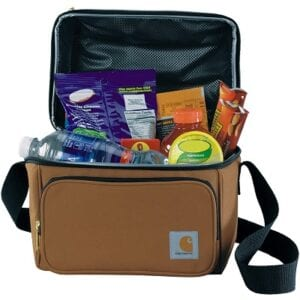 Chistmas Gifts For Boyfreinds - Carhartt Deluxe Dual Compartment Lunch Cooler Bag