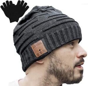 Chistmas Gifts For Boyfreinds - XIKEZAN Bluetooth Beanie