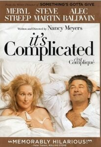 Best Rom Coms - It's Complicated